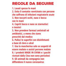 Cartello-covid-regole