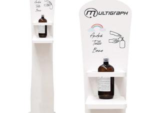 Porta-dispenser-per-gel-disinfettante