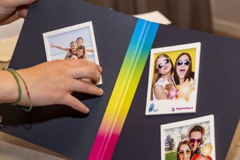 album-polaroid